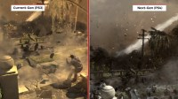 Call of Duty Ghosts - Grafikvergleich der Versionen
