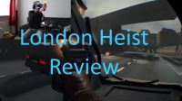 London Heist - Teil von PlayStation VR Worlds - Review Test