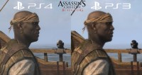 Grafikvergleich PS4 vs. PS3 - Assassins Creed 4